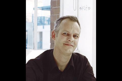 Neil Porter, director of London-based Gustafson Porter